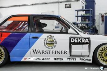 Carbon Tür BMW M3 E30