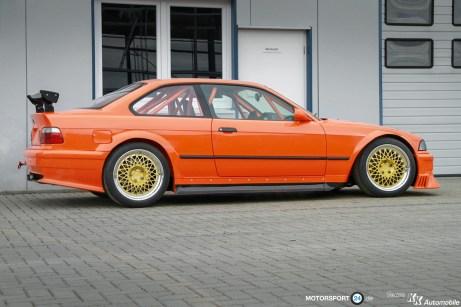 BMW M3 E36 DTM Bodykit