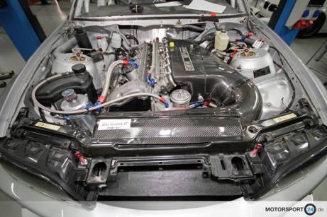 BMW M3 CSL Airbox Ansaugung MOTORSPORT24