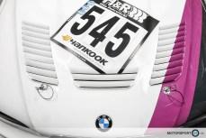 BMW M3 E46 GTR 2016 Motorhaube