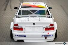 BMW 320i WTCC Rear Wing