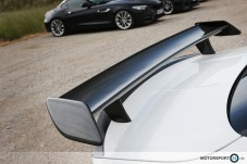 BMW M4 Carbon Rear Wing