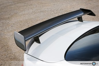 Light CFK BMW M4 Rear Wing
