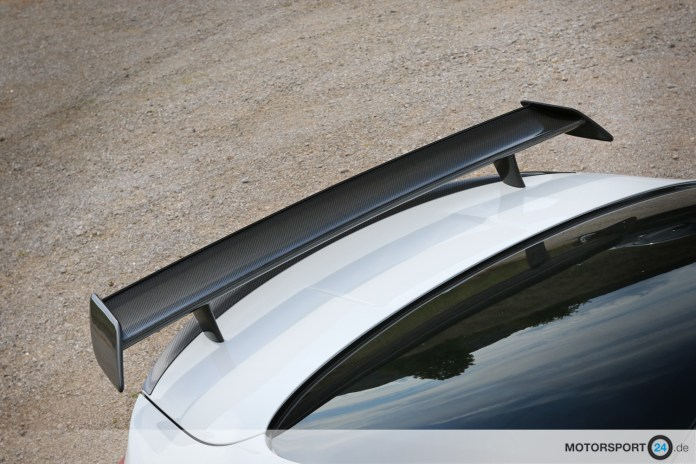 Carbon Clubsport Rear Wing BMW M4 / M3