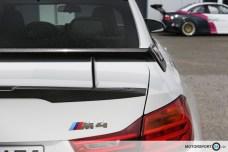 Leichtbau Heckflügel BMW M4 / M3