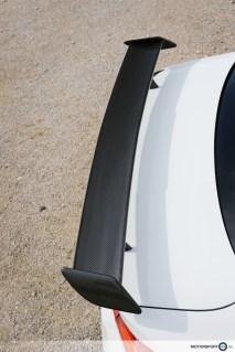 BMW M4 Tuning CFK Rear Wing