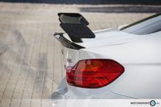Clubsport Heckflügel BMW M4 F82 aus Carbon