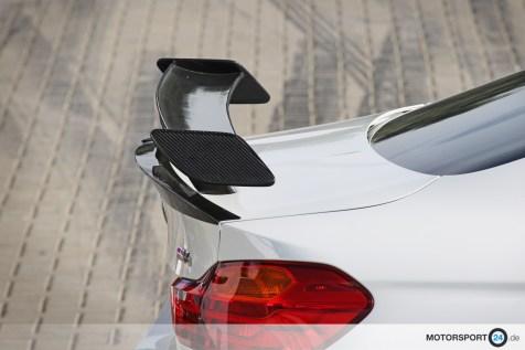 Vollcarbon Heckspoiler BMW M4 F82 / BMW M3 F80