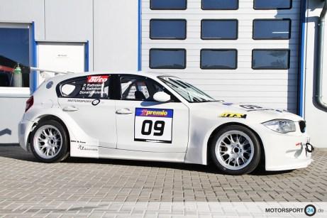 BMW E87 Race Parts