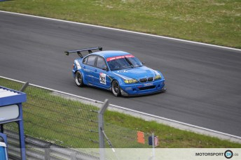 BMW E46 WTC blau Oscherselben