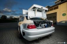 BMW M3 E46 Rennwagen Leichtbau Carbon