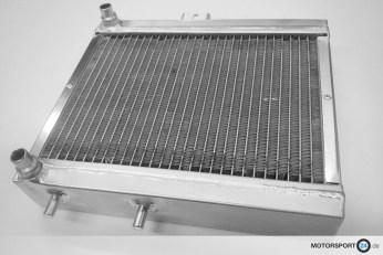 Zusatz-Niedertemperatur-Kühler Ladeluft M4 F82