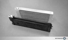 S85 Race Oil Cooler M5 E60