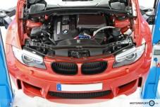 BMW 1M Carbon Airbox