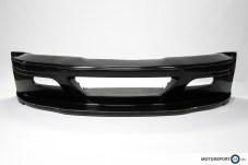BMW M3 GTR E46 Front Bumper