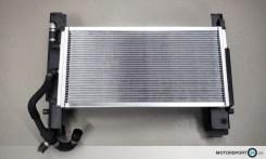 S55 Niedertemperaturkühler Race BMW M4 F82