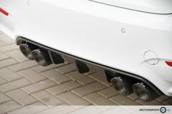 BMW M4 F82 Remus Auspuff Carbon