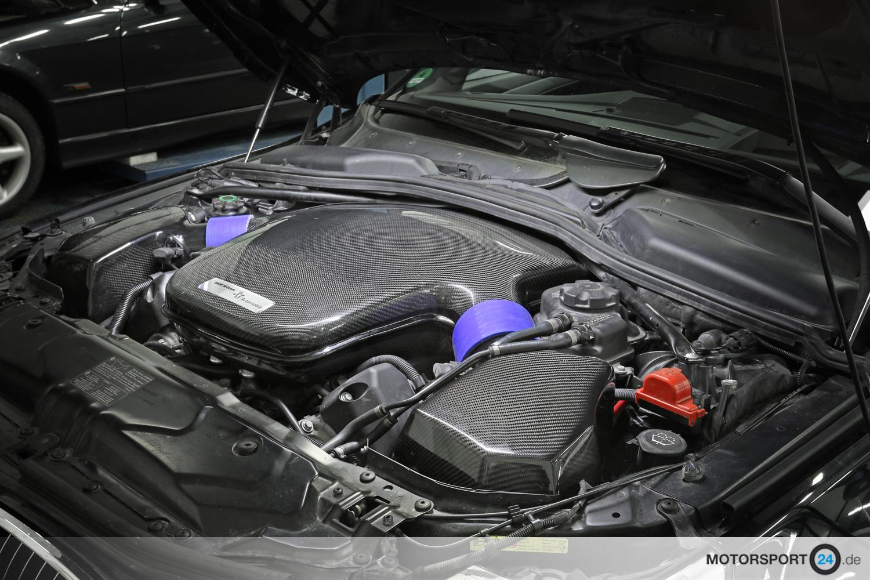 Bmw M5 E60 Airbox Carbon Ansaugsystem Von Motorsport24