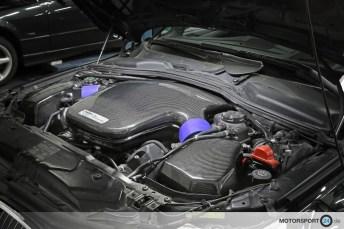 BMW M5 E60 S85 Carbon Airbox