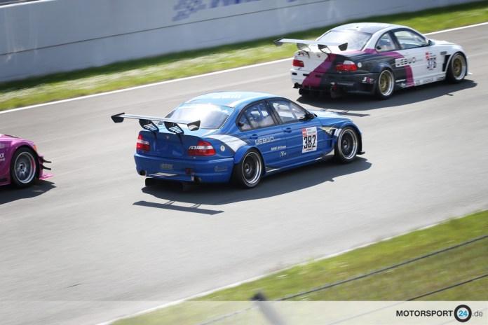 BMW E46 WTC Sedan Body Kit