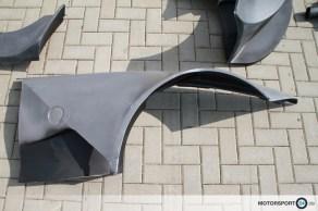 Kotflügel BMW Z4 E86 GTR Carbon