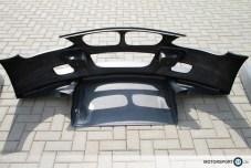 Front Bumper BMW Z4 E86 GTR Body Kit