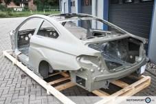 Unbeschichtete BMW F82 M4 Karosserie