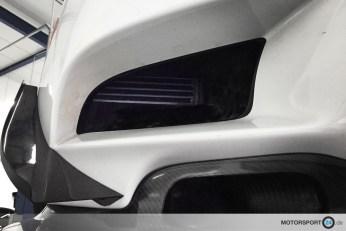 Gurney Flaps BMW M3 E92 Carbon