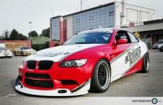 BMW M3 E92 GT4 Lippe + Canard Wings