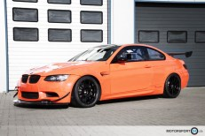 BMW M3 E92 Clubsport Tuning