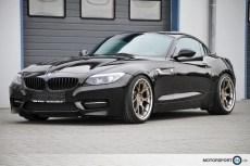 BMW Z4 Tuning NTM