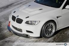 BMW M3 E92 GT4 GTR Tuning