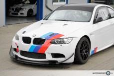 MOTORSPORT24 BMW M3 GT4 Canard Wings