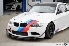 MOTORSPORT24 BMW M3 GT4 Canard Wings