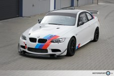 BMW M3 E92 Carbon Gurney Flaps Canard Wings