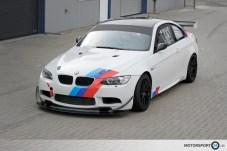 BMW M3 E92 Carbon Gurney Flaps Canard Wings