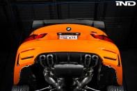 BMW M4 Carbon Heckspoiler