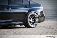 Leichte BMW M3 F80 Alufelgen Clubsport