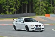 Leichte Limousine BMW M3 E90