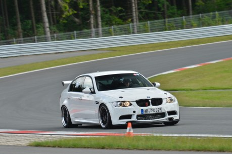 BMW M3 E90 Trackday zu verkaufen