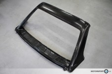 BMW M3 E30 Rear Window Frame made from CFK