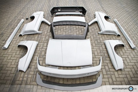 BMW M3 E30 Karosserie Teile Carbon