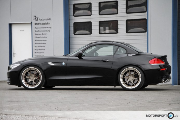 BMW Z4 35is E89 Trackday Tuning