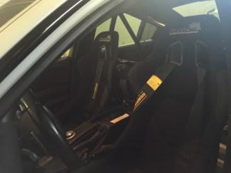 Trackday Interieur BMW M3 E90