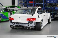 BMW M3 E92 Race Car