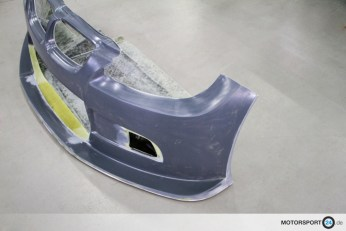 Light Front Bumper BMW M3 E92 CFK GT2