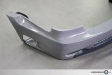 M3 E92 Hintere Bodykit Stoßstange Carbon