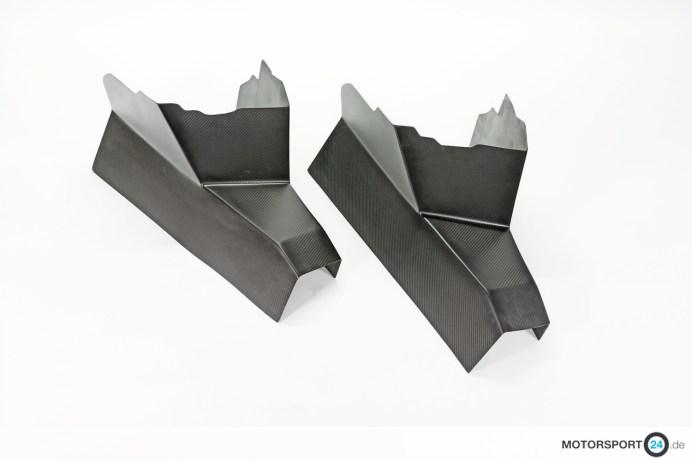 Leichte Carbon Mittelkonsole für BMW M Modelle