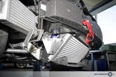 BMW M3 E92 Kühler Paket