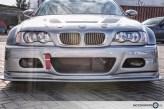 BMW M3 E46 GTR Bodykit Lufteinlässe Carbon